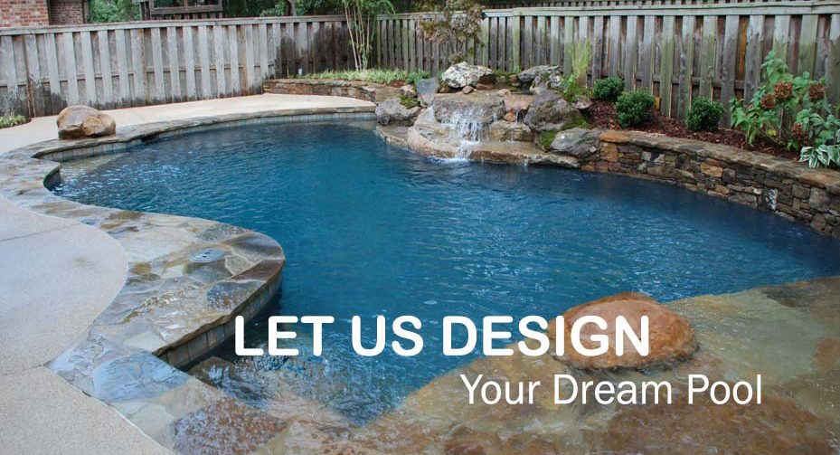 landscaping and pool construction arlington tn pools and